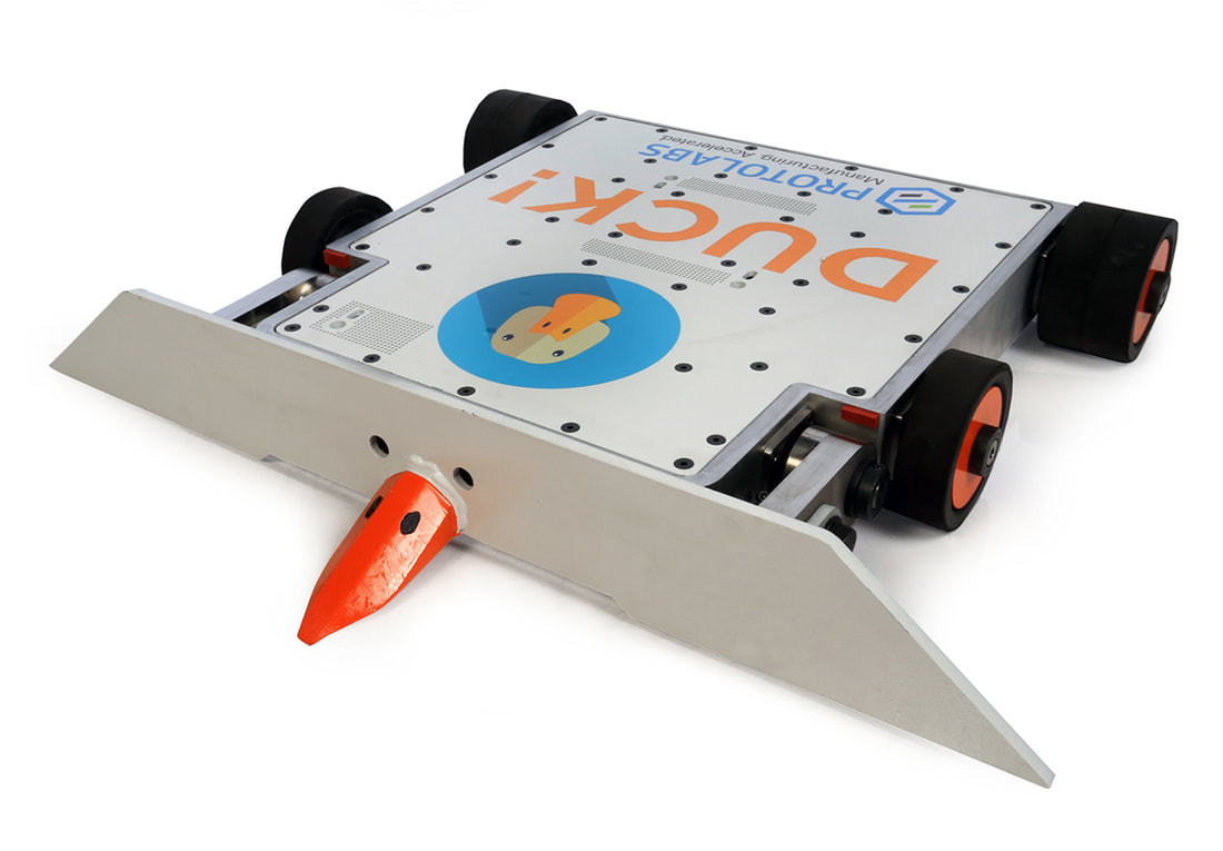 BattleBots Duck! Duck